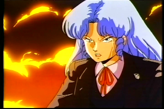 B-Ko when she's pissed